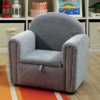 iness kids chair in grey