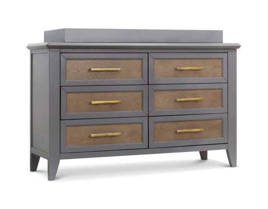 beckett dresser with changer top