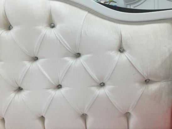 bellina tufted headboard
