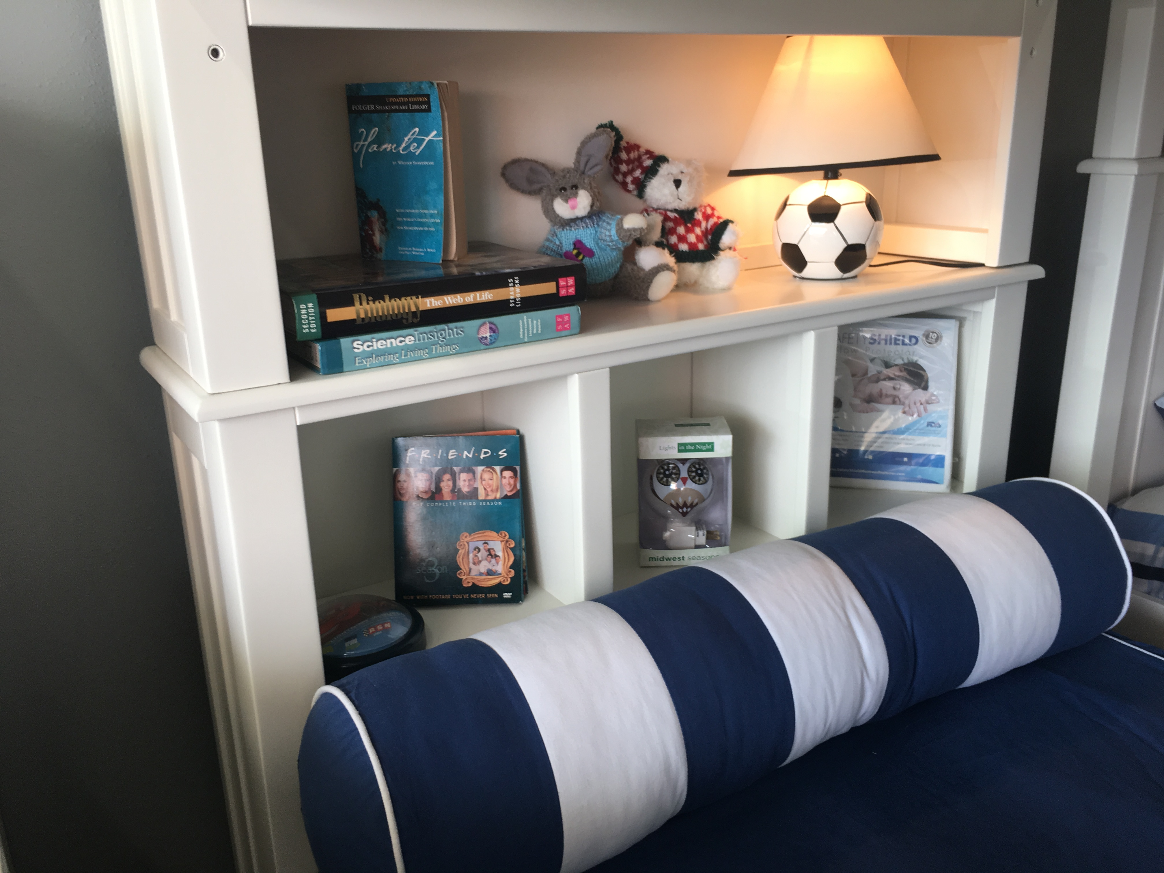 Campground Bookcase Bunk Bed Kids Furniture In Los Angeles