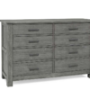 dolce babi lucca dresser in grey
