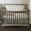 royalton custom tufted 4 in 1 convertible crib