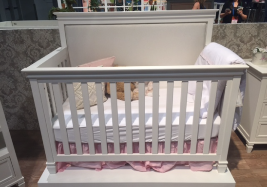 million dollar baby darlington convertible crib