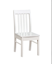 Autumn Student Chair in White