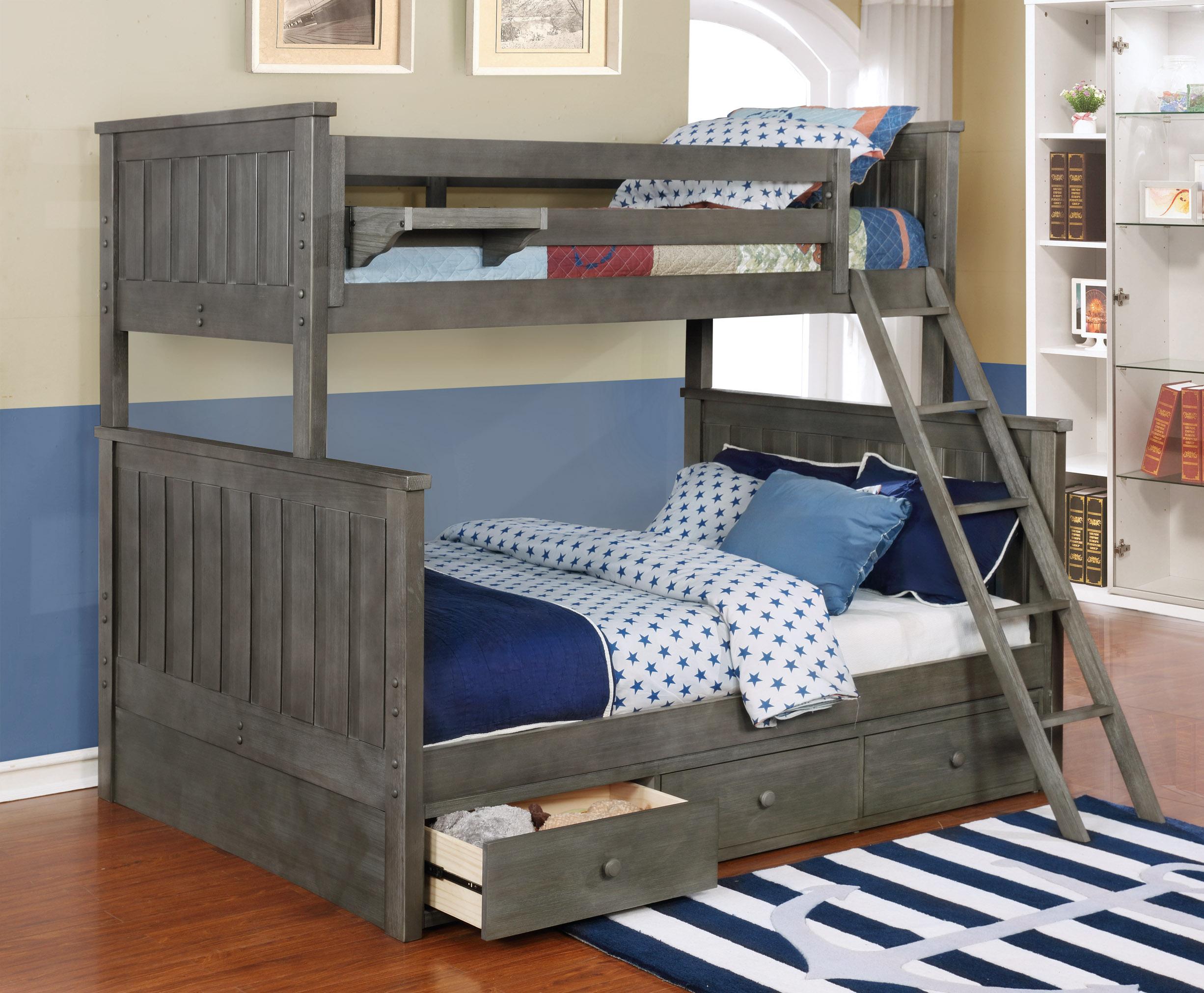 Crib Bench With Storage