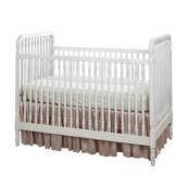 Kerri Cottage Crib in Rustic White