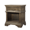 Kerri Nightstand in Cafe Au Lait