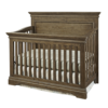 MIley 4-in-1 Convertible Crib in Almond