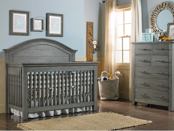 Nikki Collection in Weathered Grey