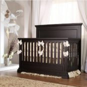 Jackson Crib in Cherry