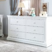 SILVA Jackson Double Dresser in White Room