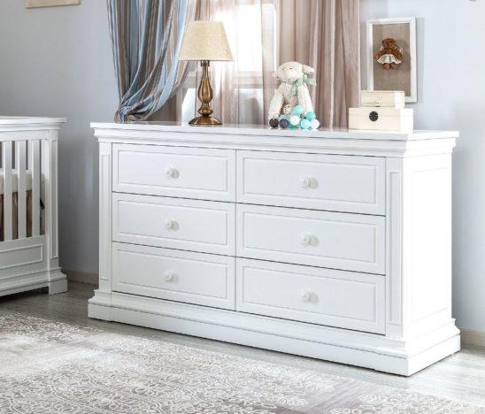 SILVA Jackson Double Dresser in White Room
