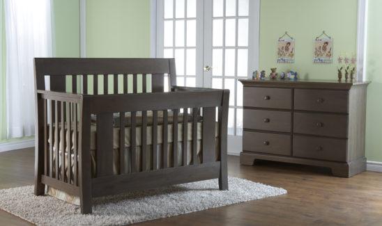 Pali Emilia Convertible Crib