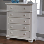 Pali Torino Chest in White