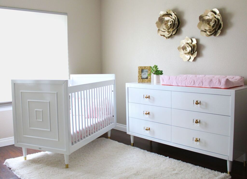 Newport Cottages Collection Uptown Crib