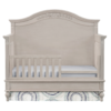 vivian crib converted to toddler bed