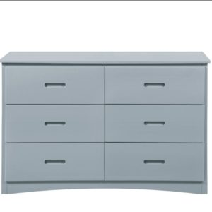 Belden Double Dresser in Grey