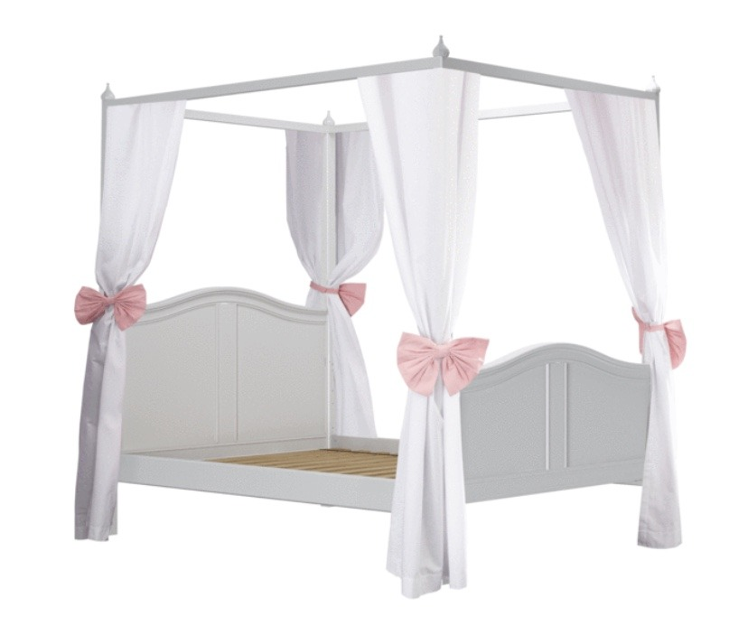 Maxtrix Full size canopy bed