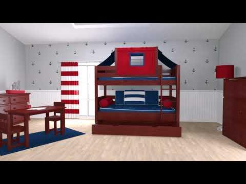 Maxtrix Kids Furniture System